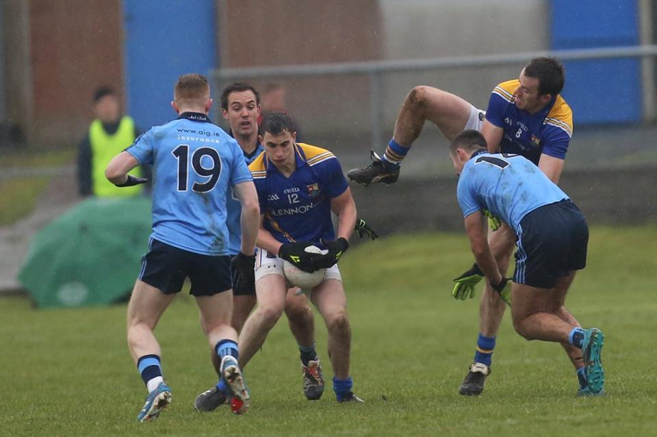 Longford V Dublin action shot for website